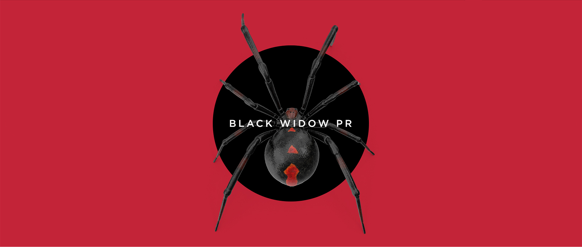 Welcome to Black Widow PR